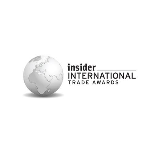 Insider International Trade Awards Logo