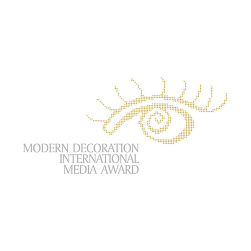 Modern Decoration International Media Award Logo